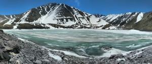 Мёртвое озеро Кёль-Тор