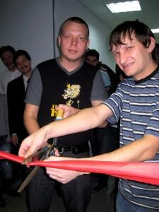 Открытие нового офиса в центре Новосибирска